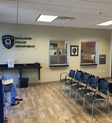 Newsome Construction / Burleson Police Department